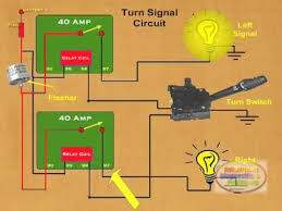 12 volt flasher relay wiring diagram how to make a relay turn signal