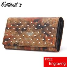 <b>Vintage Genuine Leather Purse</b> for Women Promotion-Shop for ...