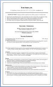 Nursing Student Resume Objective Kantosanpo Com