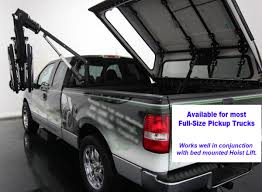 Automatic, power pickup truck topper for use with a handicap ...