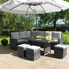 maze rattan garden furniture now in