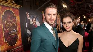 beauty and the beast review hollywood reporter dan stevens and emma watson at the beauty and the beast premiere
