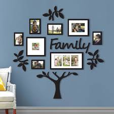 full size of sets ideas frame tree black decoration photo without and set large family michaels