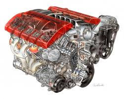 17 best images about chevy engines operating 2013 chevrolet corvette z06 427 505 hp 7 0 liter ls7 v 8
