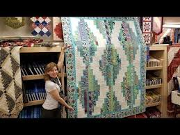Bargello Table Runner | Quick and Easy Method in a Step by Step ... & Bargello Table Runner | Quick and Easy Method in a Step by Step Tutorial -  YouTube Adamdwight.com