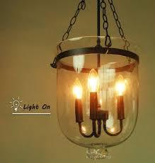candle decorative modern pendant lamp. modern 3pcs e14 candle ceiling lamp pendant light fixture clear glass lampshade vintage bucket hanging decorative