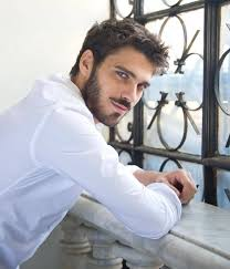 Giuseppe Maggio by Piergiorgio Pirrone | Hair and beard styles, Beard look,  Mens outfits