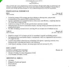 Objective For Sales Associate Resume Example Resume Objective For Sales Associate Examples Of Resumes
