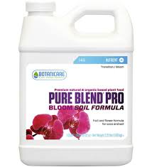 Botanicare Feeding Chart For Soil Pure Blend Pro Soil By Botanicare Planet Natural