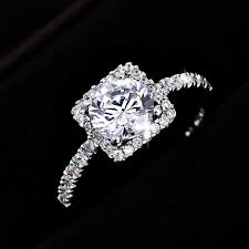 gold cubic zirconia wedding rings. white gold cubic zirconia wedding rings chic design 4