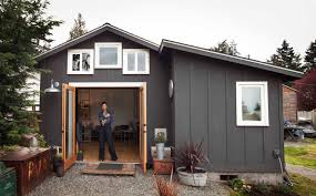 Small Picture Garage Turned Tiny House Michelle de la Vega Seattle Tiny Home