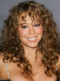 mariah carey curls galore