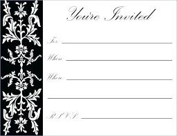 Design Printable Birthday Invitations Online Free Download Them Or