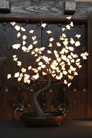 tree branch lighting. Contemporary Tree White Bonsai Tree Lighted Branches With Bowl On Branch Lighting H