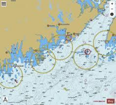 Quoddy Narrows To Petit Manan Island Maine Marine Chart