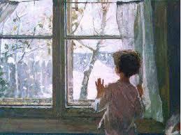 Сочинение по картине В Титунова Зима пришла Детство класс
