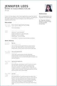 Babysitter Job Description Resume Beautiful Nanny Resume Example