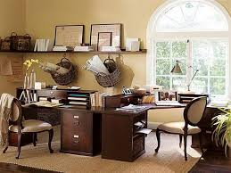 home office decor brown simple. Incredible Simple Office Decorating Ideas Decorations Cool Home Decor Brown H