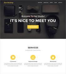 Portfolio Website Templates Extraordinary 28 Portfolio Website Themes Templates Free Premium Templates