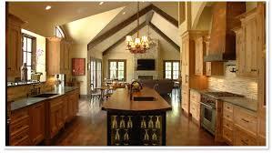 Kitchen Luxury Rustic Kitchen Cabinets For Elegant Kitchen