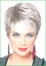Hairstyles Short Haircuts For Fine Hair Over 60 Engaging