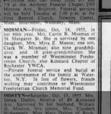 Democrat and Chronicle from Rochester, New York on October 16, 1955 · Page  36