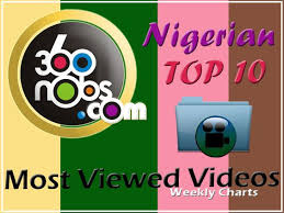 360 Nigerian Music Charts Top 10 Most Viewed Videos 18 03