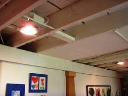 basement ceiling lighting. Lighting For Low Ceilings In Basement Dubious Ceiling Layout How To Decorate An Unfinished Home Design T