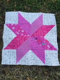Starflower Quilt Block Tutorial | alwaysacraftylady & I am in love with the Starflower block from Ellison Lane. It so so pretty  and I can think of endless ways to adapt her pattern for many different  color ... Adamdwight.com