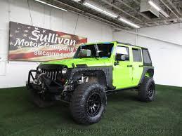Ebay Jeep Wrangler Unlimited 4 Dr Suv Manual Gasoline 3 6l