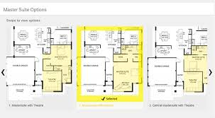 the mentor master suite layouts by smart homes for living