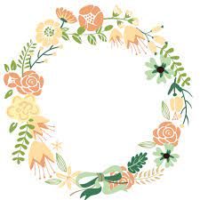 Pilih dari sumber gambar hd bingkai bulat png dan unduh dalam bentuk png. Wedding Floral Frame 540 540 Transprent Png Free Download Leaf Floral Design Plant Cleanpng Kisspng