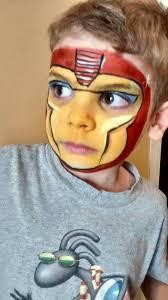 rightthisminute iron man iron manmakeup artistsironsartistic makeup makeup artist undergoes