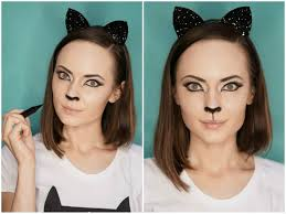 easy cat makeup tutorial 13 pin this image on