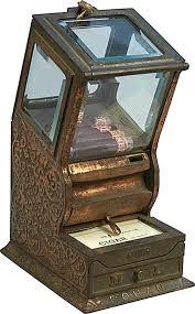 Antique Vending Machine Impressive Victorian Casino Antiques Fall 48 Auction Highlights Antique Toy
