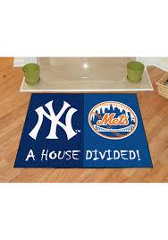 new york yankees 34x45 rug interior rug