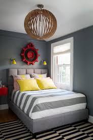 Orange Bedrooms Bedroom Dp Donohue Contemporary Gray Orange Bedroom Modern New