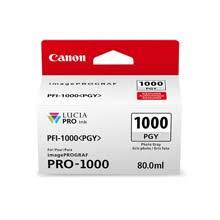 Canon PRO-1000 <b>CANON PFI-1000 PGY</b> - <b>PHOTO</b> GREY