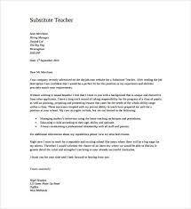 6 free teacher cover letter templates