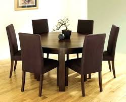 ikea round table dining table simple dining room design with dark wooden round dinner table 7