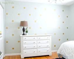 gold wall dots gold polka dots spots wall sticker rose gold polka dots wallpaper