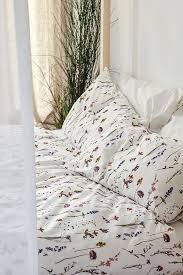 bed cover sets. Slide View: 1: Pressed Flowers Duvet Cover Set Bed Sets 8
