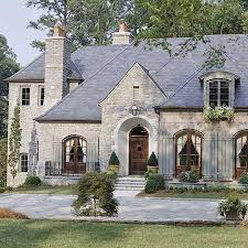 Image Décor French Country Style Home Like Great Example Of What Want My Exterior To Look Like Pinterest Roofing Material Guide Cribs French Country House Country Style