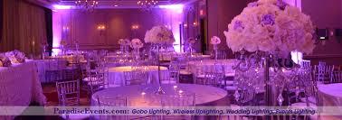 Monogram Gobo Light Logo Lighting Rental Vancouver  Decor Gobo Projector Rental Vancouver