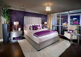 Delightful House Interiors Purple And Gray Bedroom Ideas Home Design Ideas Ideas For A  Purple And Gray