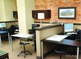 office desk space. Office Furniture-Dual Desk Space+ Space E