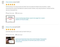 Review Page Design In Html Customer Reviews Aiwsolutions