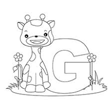 Printables alphabet g coloring sheets. Top 25 Free Printable Letter G Coloring Pages Online