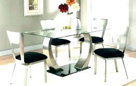 round glass dining room table round glass dining table wood base dining tables round glass dining