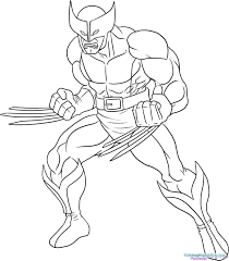 marvel superhero coloring pages 1040 free